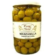 Spanish Manzanilla Olives - 730g